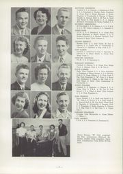 Page 13, 1949 Edition, Monroe High School - Hayu Saghalie Yearbook (Monroe, WA) online yearbook collection