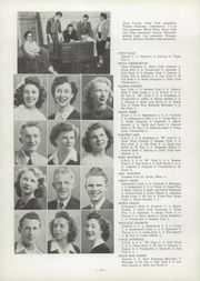 Page 14, 1949 Edition, Monroe High School - Hayu Saghalie Yearbook (Monroe, WA) online yearbook collection