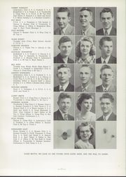 Page 15, 1949 Edition, Monroe High School - Hayu Saghalie Yearbook (Monroe, WA) online yearbook collection