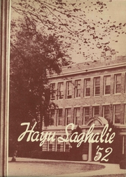 1952 Edition, Monroe High School - Hayu Saghalie Yearbook (Monroe, WA)