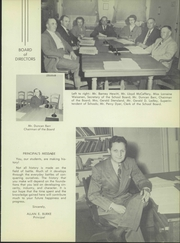 Page 15, 1952 Edition, Monroe High School - Hayu Saghalie Yearbook (Monroe, WA) online yearbook collection