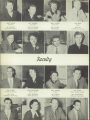 Page 16, 1952 Edition, Monroe High School - Hayu Saghalie Yearbook (Monroe, WA) online yearbook collection