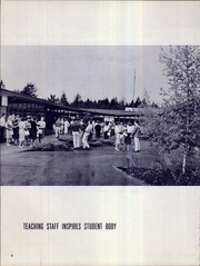 Page 8, 1961 Edition, Shoreline High School - Tide Yearbook (Seattle, WA) online yearbook collection