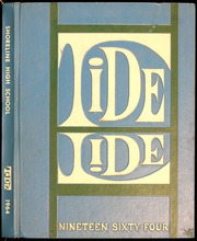 1964 Edition, Shoreline High School - Tide Yearbook (Seattle, WA)