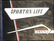 1957 Edition, Bainbridge High School - Spartan Life Yearbook (Bainbridge Island, WA)