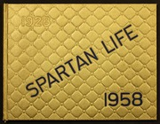1958 Edition, Bainbridge High School - Spartan Life Yearbook (Bainbridge Island, WA)