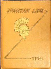 1959 Edition, Bainbridge High School - Spartan Life Yearbook (Bainbridge Island, WA)