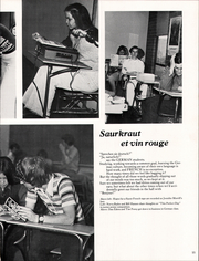 Page 15, 1974 Edition, Bainbridge High School - Spartan Life Yearbook (Bainbridge Island, WA) online yearbook collection