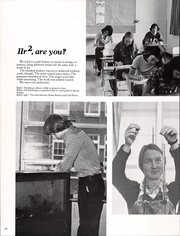 Page 16, 1974 Edition, Bainbridge High School - Spartan Life Yearbook (Bainbridge Island, WA) online yearbook collection