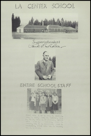 Page 15, 1944 Edition, La Center High School - Procedo Yearbook (La Center, WA) online yearbook collection