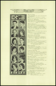 Page 12, 1931 Edition, Cleveland High School - Aquila Yearbook (Seattle, WA) online yearbook collection