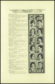 Page 13, 1931 Edition, Cleveland High School - Aquila Yearbook (Seattle, WA) online yearbook collection