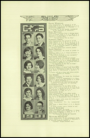 Page 16, 1931 Edition, Cleveland High School - Aquila Yearbook (Seattle, WA) online yearbook collection