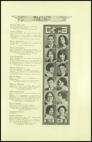 Page 17, 1931 Edition, Cleveland High School - Aquila Yearbook (Seattle, WA) online yearbook collection