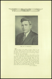 Page 7, 1931 Edition, Cleveland High School - Aquila Yearbook (Seattle, WA) online yearbook collection