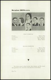 Page 14, 1932 Edition, Cleveland High School - Aquila Yearbook (Seattle, WA) online yearbook collection