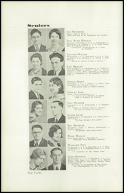 Page 16, 1932 Edition, Cleveland High School - Aquila Yearbook (Seattle, WA) online yearbook collection