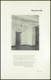 Page 9, 1932 Edition, Cleveland High School - Aquila Yearbook (Seattle, WA) online yearbook collection