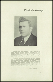Page 11, 1934 Edition, Cleveland High School - Aquila Yearbook (Seattle, WA) online yearbook collection