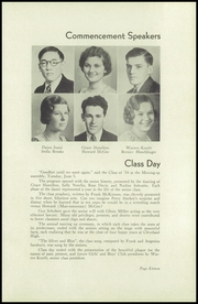 Page 15, 1934 Edition, Cleveland High School - Aquila Yearbook (Seattle, WA) online yearbook collection