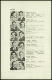 Page 16, 1934 Edition, Cleveland High School - Aquila Yearbook (Seattle, WA) online yearbook collection
