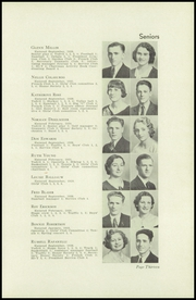 Page 17, 1934 Edition, Cleveland High School - Aquila Yearbook (Seattle, WA) online yearbook collection