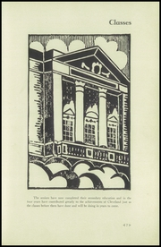 Page 11, 1938 Edition, Cleveland High School - Aquila Yearbook (Seattle, WA) online yearbook collection