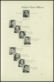 Page 13, 1938 Edition, Cleveland High School - Aquila Yearbook (Seattle, WA) online yearbook collection