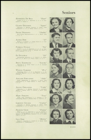 Page 17, 1938 Edition, Cleveland High School - Aquila Yearbook (Seattle, WA) online yearbook collection