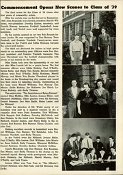 Page 15, 1939 Edition, Cleveland High School - Aquila Yearbook (Seattle, WA) online yearbook collection