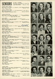 Page 17, 1939 Edition, Cleveland High School - Aquila Yearbook (Seattle, WA) online yearbook collection