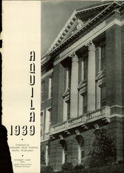 Page 3, 1939 Edition, Cleveland High School - Aquila Yearbook (Seattle, WA) online yearbook collection