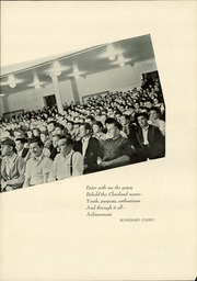 Page 7, 1939 Edition, Cleveland High School - Aquila Yearbook (Seattle, WA) online yearbook collection