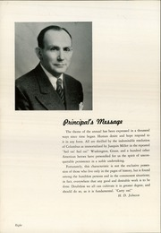 Page 12, 1940 Edition, Cleveland High School - Aquila Yearbook (Seattle, WA) online yearbook collection