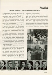 Page 17, 1940 Edition, Cleveland High School - Aquila Yearbook (Seattle, WA) online yearbook collection