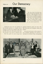 Page 14, 1942 Edition, Cleveland High School - Aquila Yearbook (Seattle, WA) online yearbook collection