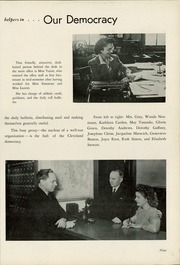 Page 15, 1942 Edition, Cleveland High School - Aquila Yearbook (Seattle, WA) online yearbook collection