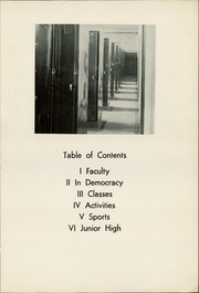 Page 9, 1942 Edition, Cleveland High School - Aquila Yearbook (Seattle, WA) online yearbook collection
