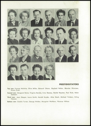Page 15, 1948 Edition, Cleveland High School - Aquila Yearbook (Seattle, WA) online yearbook collection