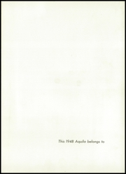 Page 5, 1948 Edition, Cleveland High School - Aquila Yearbook (Seattle, WA) online yearbook collection
