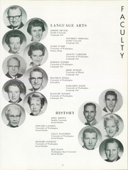 Page 11, 1964 Edition, Cleveland High School - Aquila Yearbook (Seattle, WA) online yearbook collection