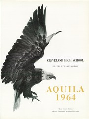 Page 5, 1964 Edition, Cleveland High School - Aquila Yearbook (Seattle, WA) online yearbook collection