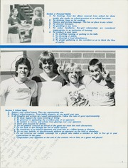 Page 7, 1982 Edition, Tumwater High School - Tahlkee Yearbook (Tumwater, WA) online yearbook collection