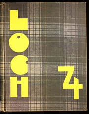 1974 Edition, Shorecrest High School - Loch Yearbook (Seattle, WA)