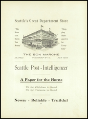 Page 9, 1904 Edition, Chief Sealth High School - Cache Yearbook (Seattle, WA) online yearbook collection