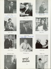Page 16, 1968 Edition, Chief Sealth High School - Cache Yearbook (Seattle, WA) online yearbook collection