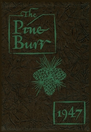 1947 Edition, Mead High School - Pine Burr Yearbook (Spokane, WA)