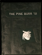 1951 Edition, Mead High School - Pine Burr Yearbook (Spokane, WA)