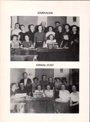 Page 12, 1951 Edition, Mead High School - Pine Burr Yearbook (Spokane, WA) online yearbook collection