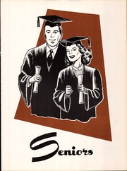 Page 15, 1951 Edition, Mead High School - Pine Burr Yearbook (Spokane, WA) online yearbook collection